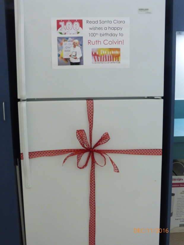 ruth fridge