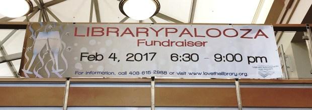 Librarypalooza banner