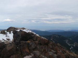 Mt Townsend, Olympic NP, WA