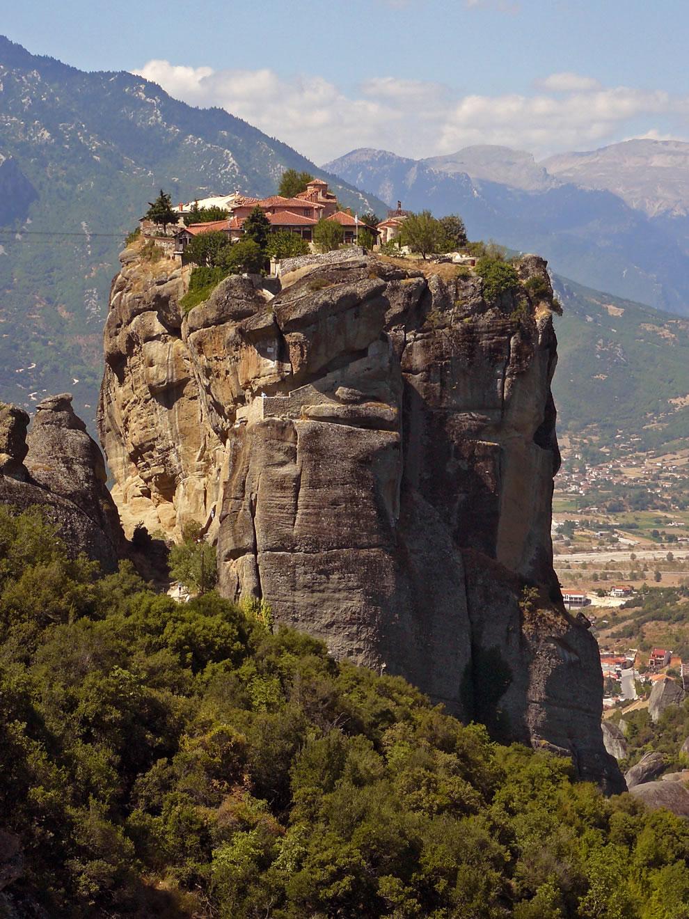 Meteora Holy Trinity, Agia Triada monastery