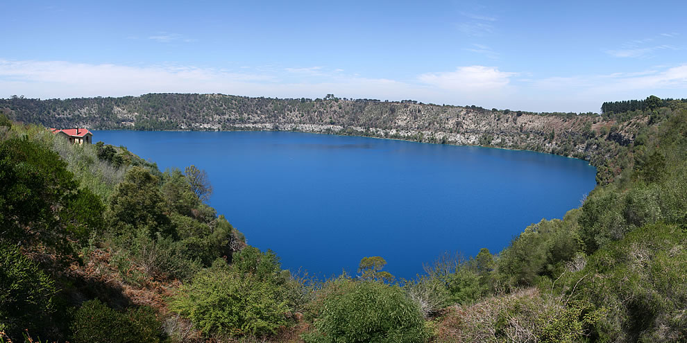 Blue Lake, Mount Gambier, Australia