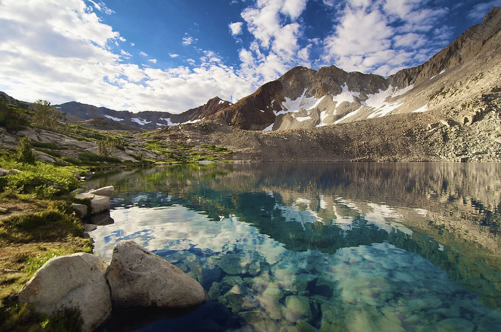 Lake Marjorie, Kings Canyon National Park