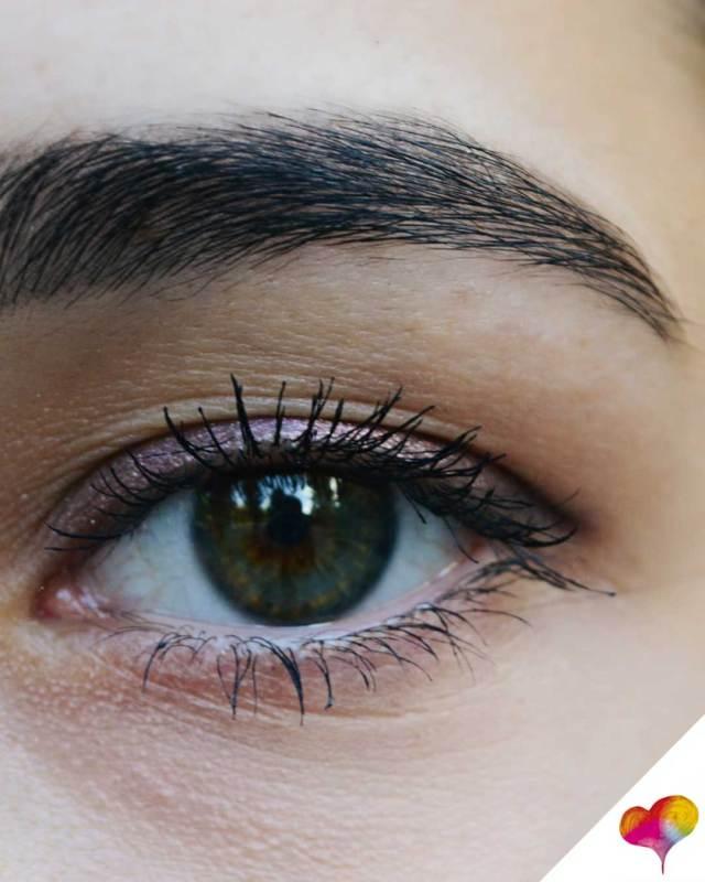 Welcher Augenbrauentyp bin Ich