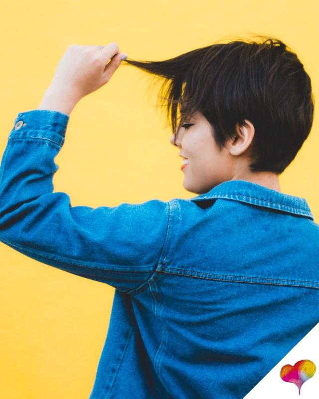 Kurzhaarfrisuren für dünnes Haar