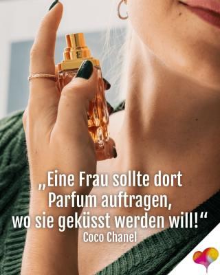 fruchtiges Parfum