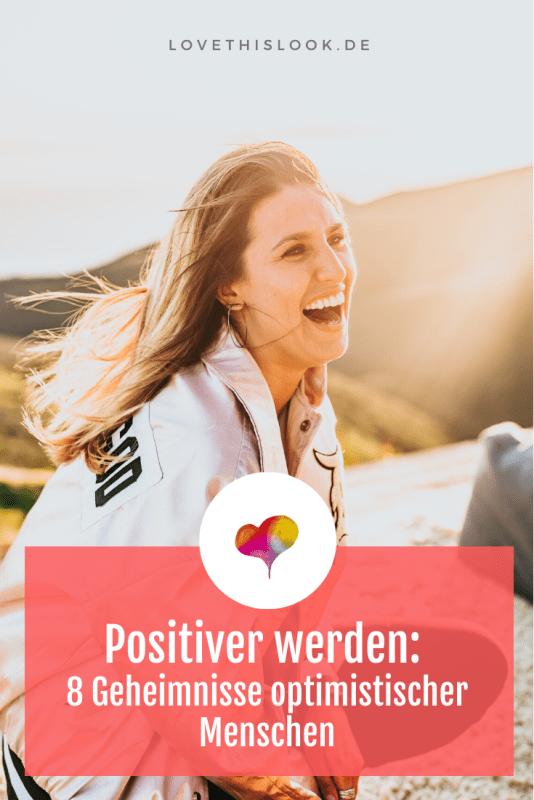 positiver werden