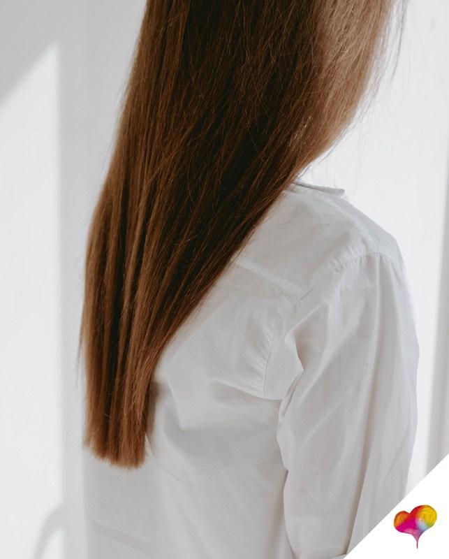 Grünstich Haare