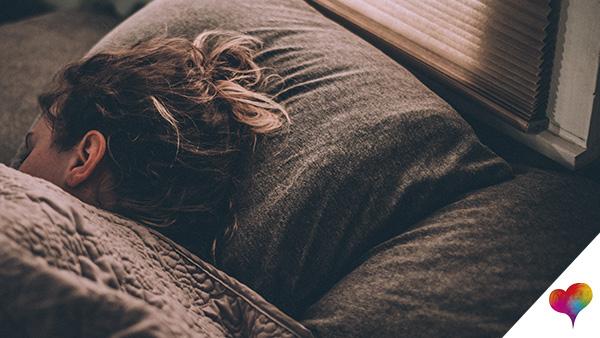 haare schützen beim schlafen
