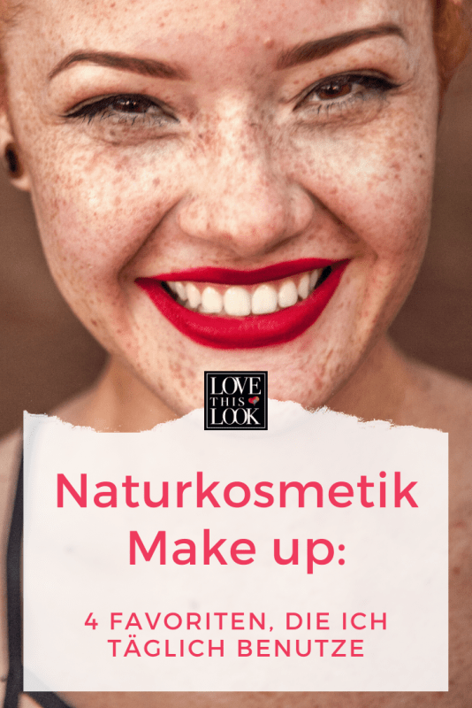 Naturkosmetik Make up
