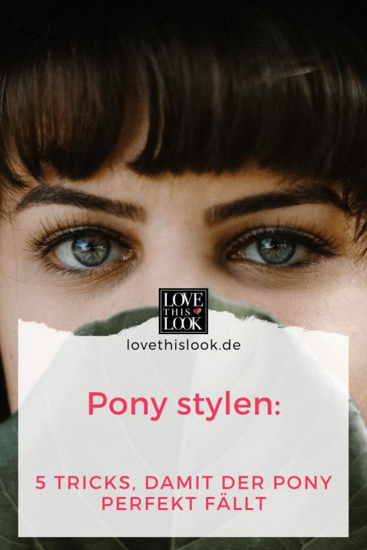 pony stylen