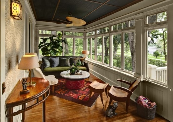 Contemporary Sunroom Pictures Photos And Images For
