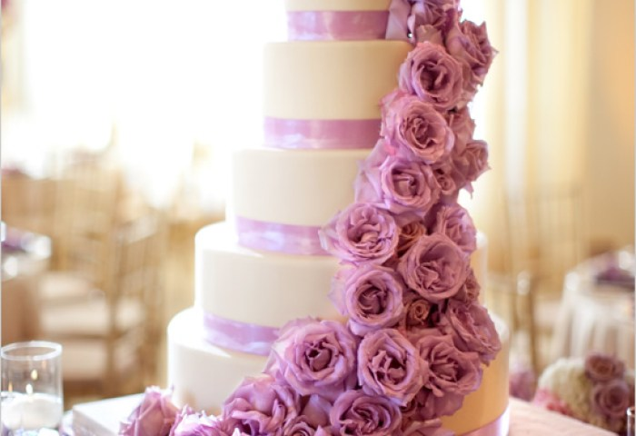 Beautiful Flower Wedding Cake Pictures Photos And Images For