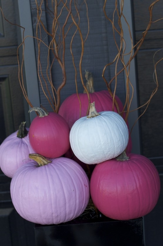 Pink Pumpkins Pictures Photos And Images For Facebook