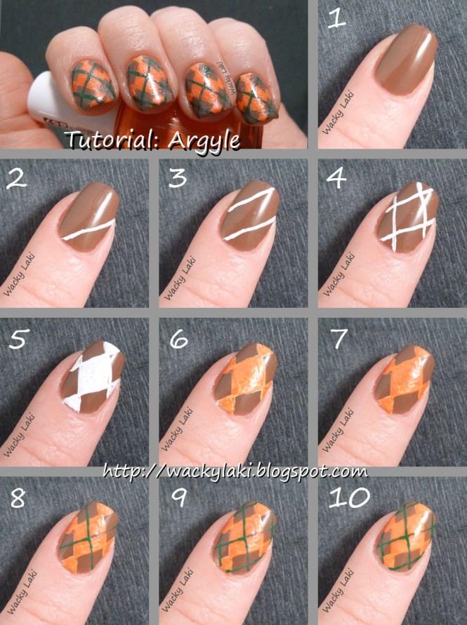 10 Turkey Nail Art Designs Ideas Trends Stickers 2016
