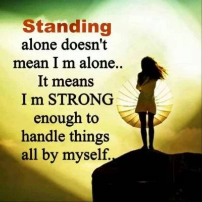 Standing Alone Pictures, Photos, and Images for Facebook ...