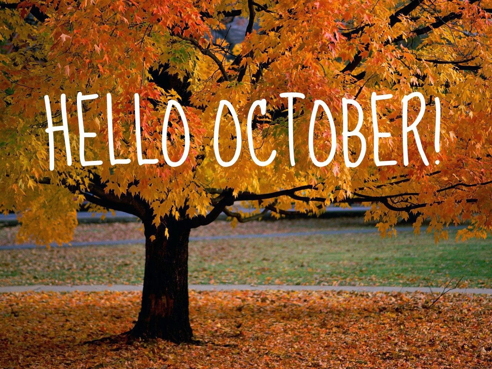 Hello October Pictures Photos And Images For Facebook