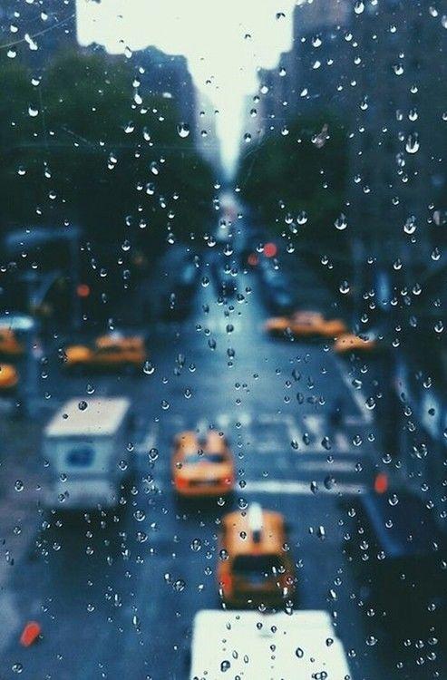 Love Rainy Quotes