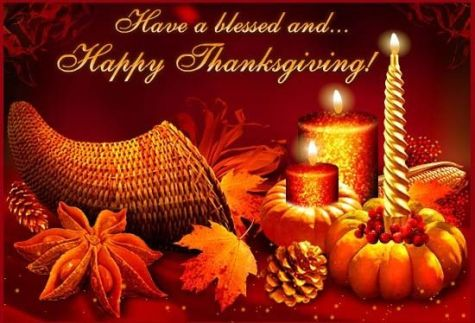 Happy Blessed Thanksgiving Images