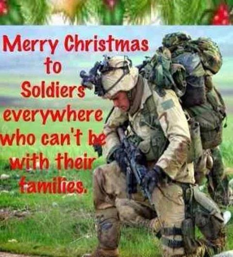 Merry Christmas Soldiers Pictures Photos And Images For