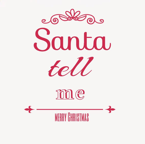 Santa Tell Me Pictures Photos And Images For Facebook