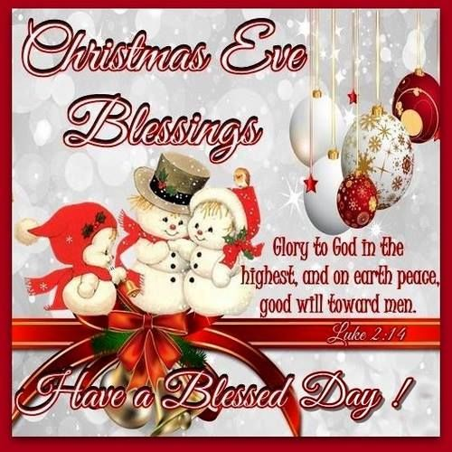 Christmas Eve Blessings Pictures Photos And Images For Facebook Tumblr Pinterest And Twitter