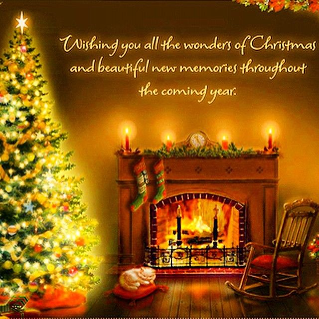 Wishing You A Beautiful Christmas Pictures Photos And