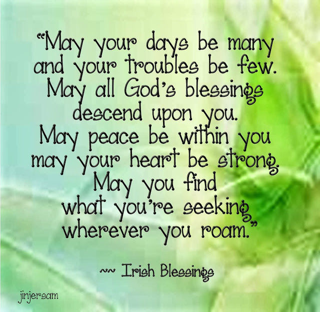 Irish Blessings Pictures Photos And Images For Facebook Tumblr Pinterest And Twitter