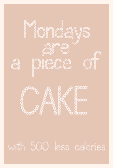 Mondays Are A Piece Of Cake Pictures Photos And Images