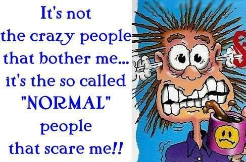 Image result for people scare me
