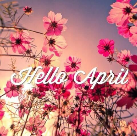 Hello April Pictures Photos And Images For Facebook