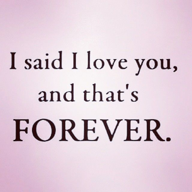 I Love You Forever Pictures Photos And Images For Facebook Tumblr Pinterest And Twitter