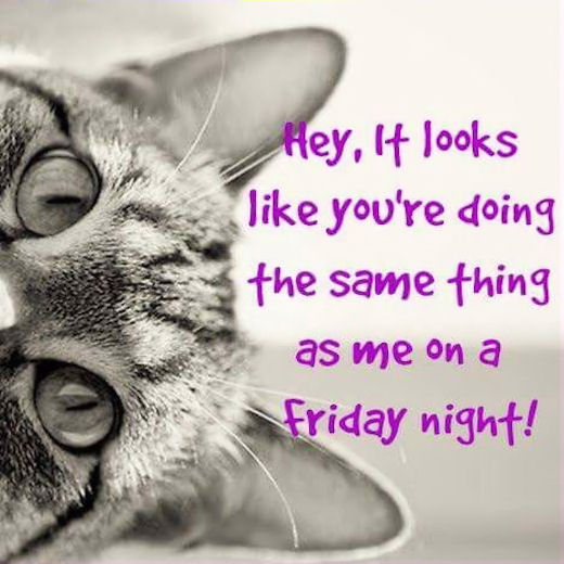 Friday Night And Sayings Quotes