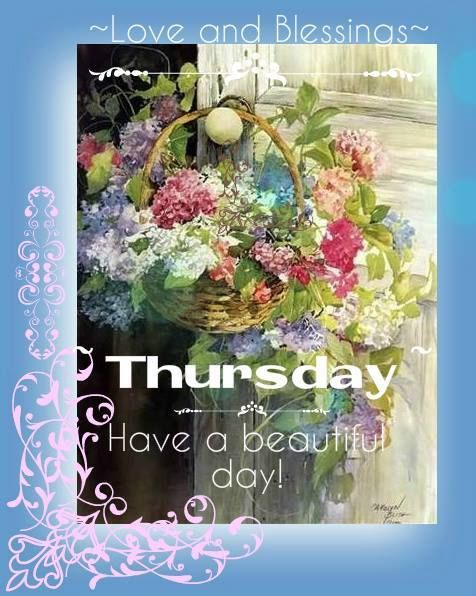 Thursday Love And Blessings Pictures Photos And Images