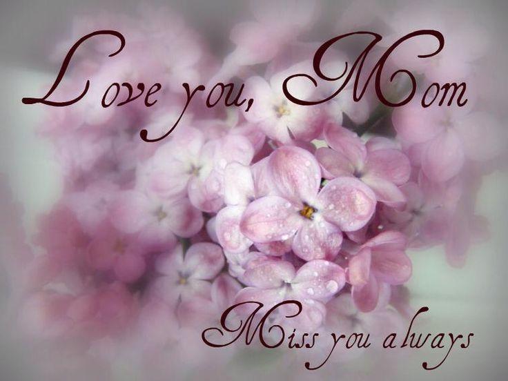 Heaven Mom Sayings Birthday