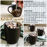 Nutella Mug Cake Pictures Photos And Images For Facebook Tumblr Pinterest And Twitter