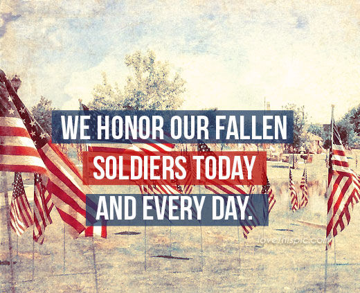 Honor Our Fallen Pictures Photos And Images For Facebook