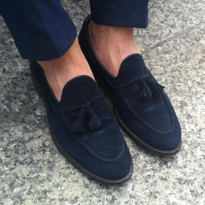Suade Loafers Pictures Photos And Images For Facebook