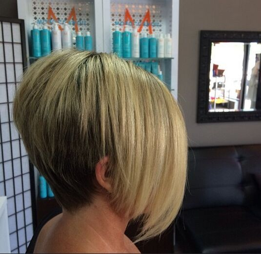 Bob Haircut With Long Bangs Pictures Photos And Images