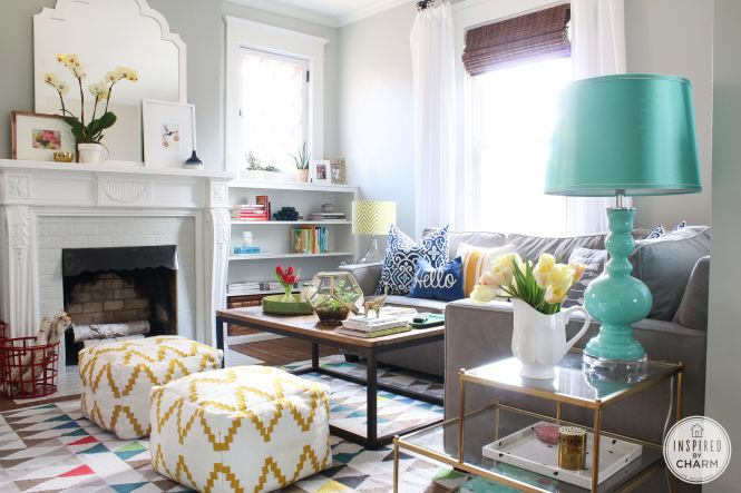 Living Room Beach Themed Rooms Style