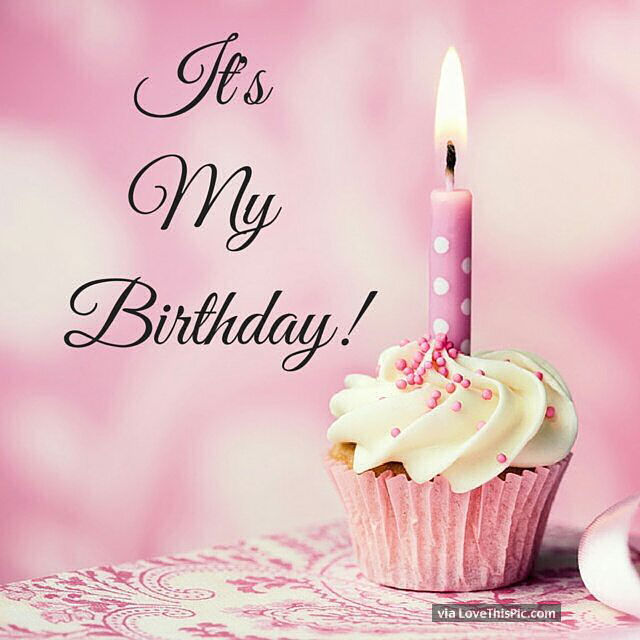 Image result for it's my birthday