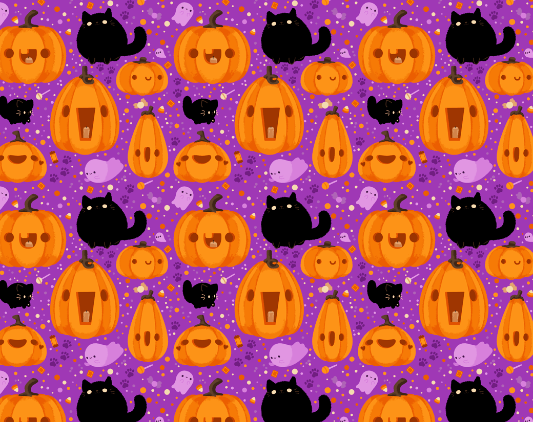 Halloween Print Pattern Pictures Photos And Images For Facebook Tumblr Pinterest And Twitter