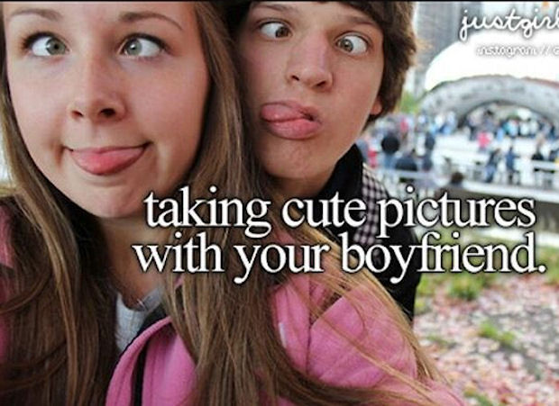 Taking Cute Pictures With Your Boyfriend Pictures Photos