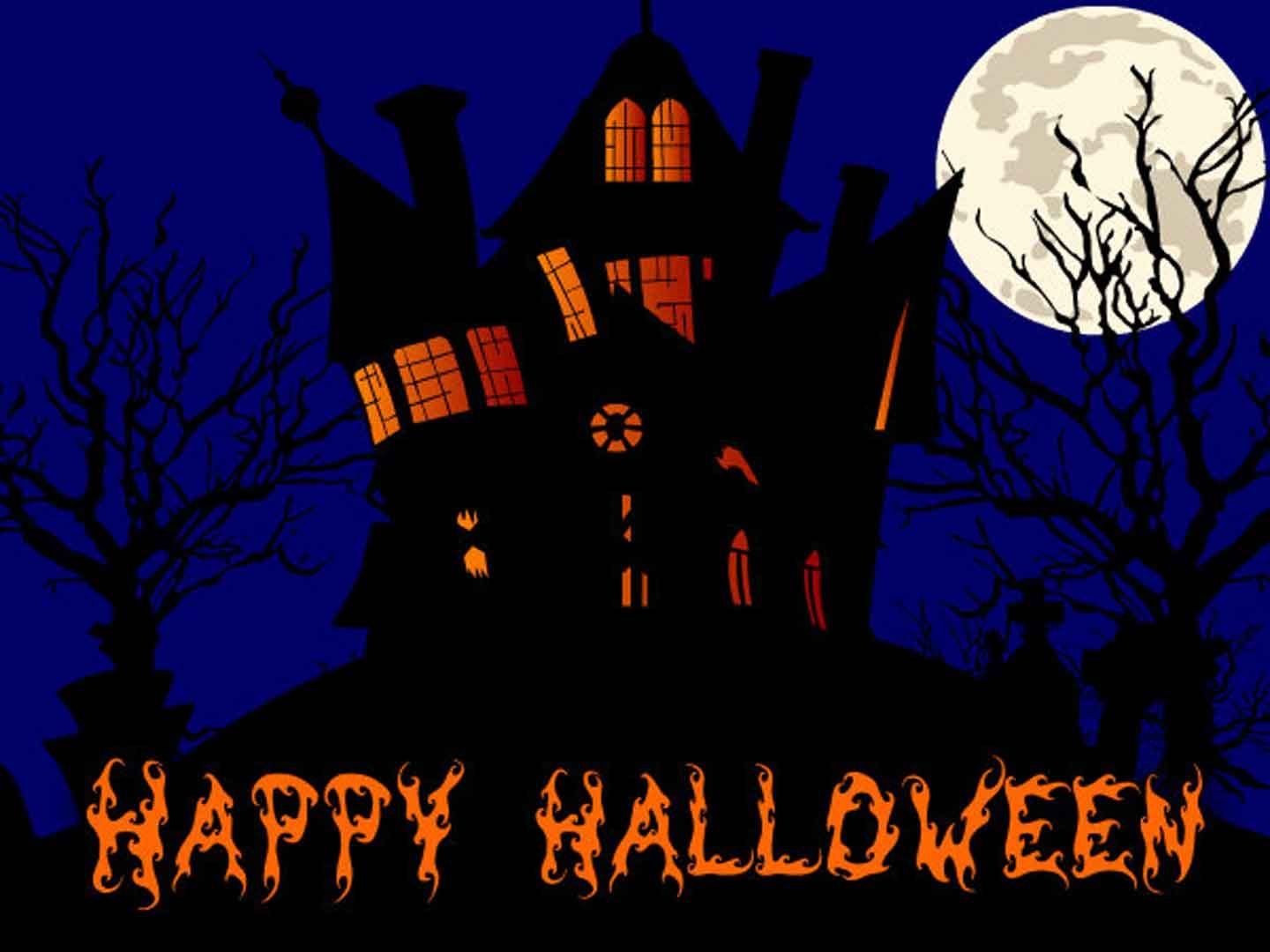 Happy Halloween Haunted House Pictures Photos And Images