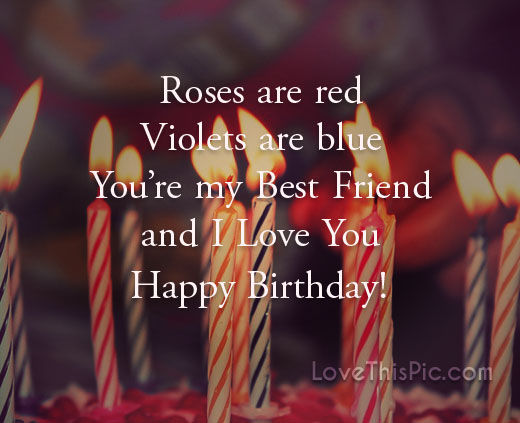 Happy Birthday I Love You Quote Pictures  Photos  and Images for     Happy Birthday I Love You Quote