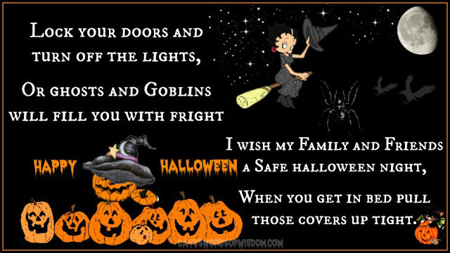 Have A Safe Halloween Night Pictures Photos And Images