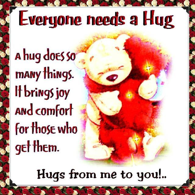 Everyone Needs A Hug Pictures Photos And Images For
