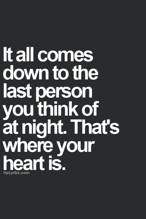 Saying Goodnight Quotes One I Love