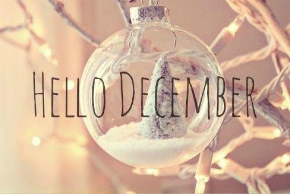 Afbeeldingsresultaat voor hello december