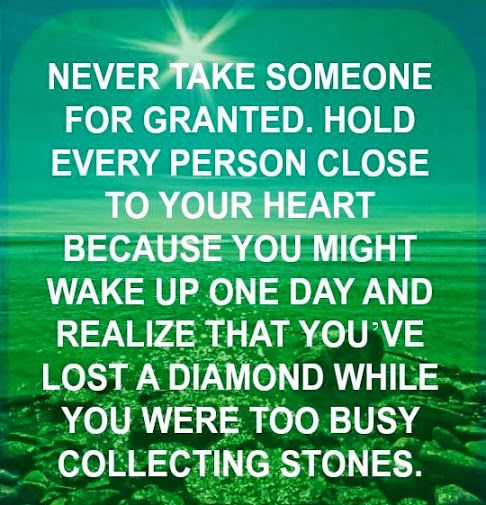 Never Take Someone For Granted Quote Pictures Photos And