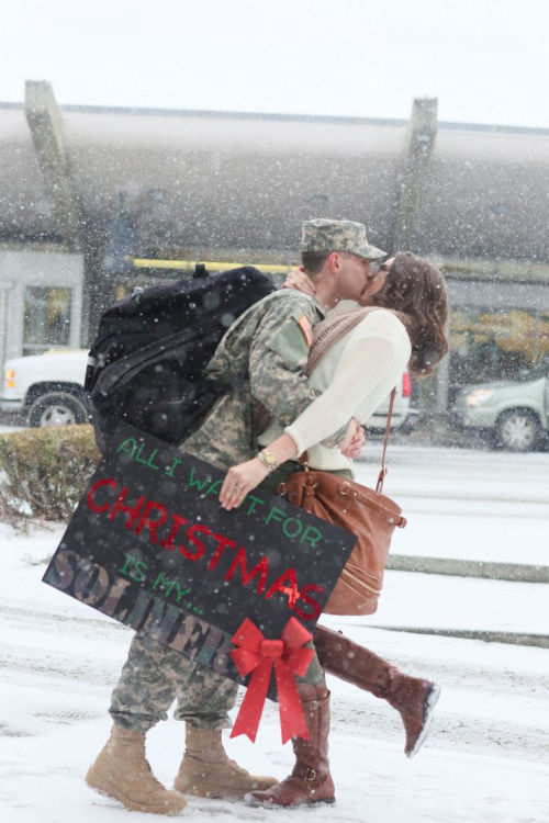 All I Want For Christmas Is My Soldier Pictures Photos